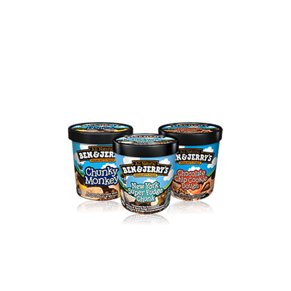 Ben & Jerry's 100ml
