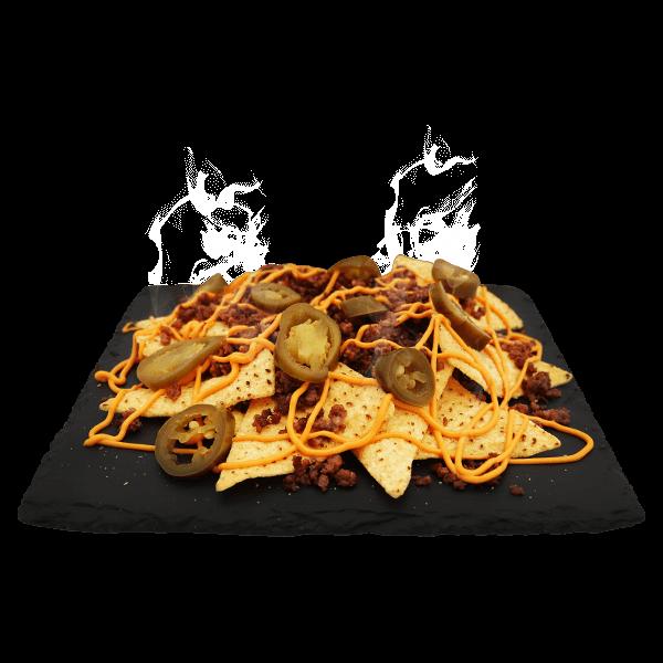 Nachos Carne Picada